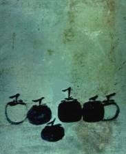 Muqi-persimmons